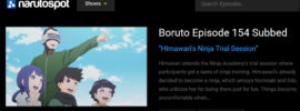 10 Best Alternatives to NarutoSpot or NaruSpot to Watch English Sub Anime Online HD