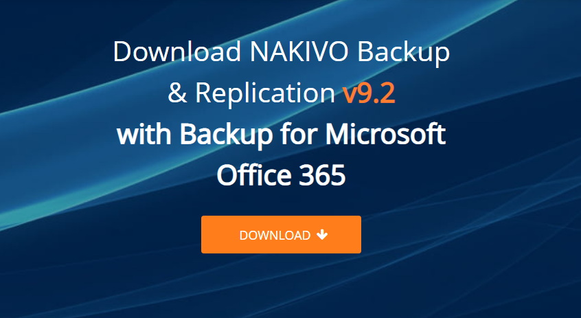 Backup and Recovery for Office 365 by NAKIVO