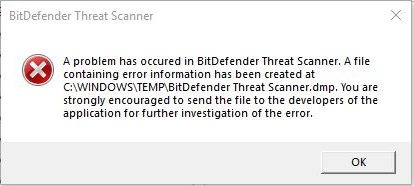 BitDefender Threat Scanner