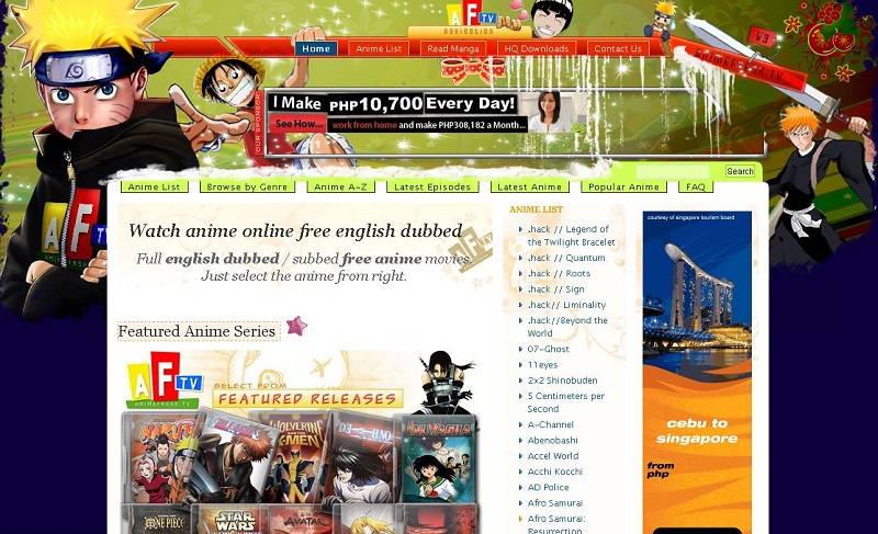 Best Alternatives to AnimeFreak for Watching Anime Online for Free
