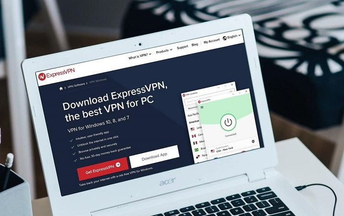 Use a VPN to secure your Chrome