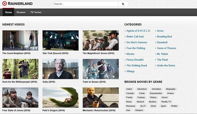 Best Alternatives to Rainiertamayo for Watching Movies Online