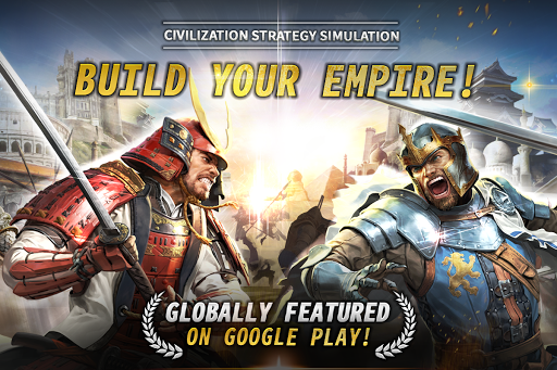 Civilization War Game for Mobile and PC