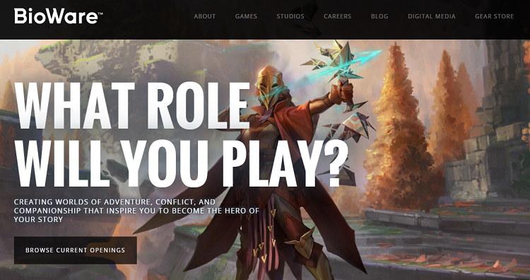 BioWare Canadian Video Game Developer