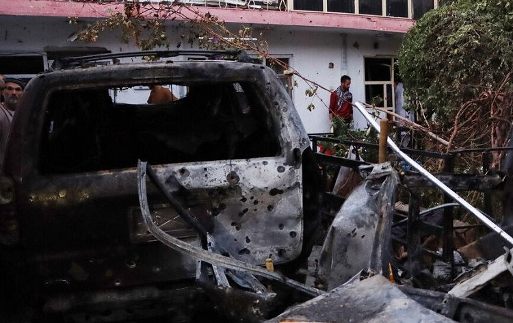 Biden Administration Admits Killing 10 Civilians, Including Up To 7 Children, in Kabul